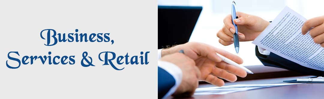 Business, Services & Retail