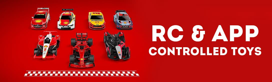 RC & App Controlled Toys