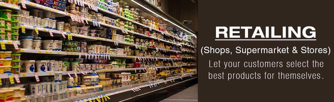 Retailing (Shops, Supermarket &