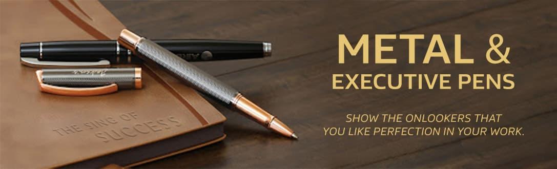 Promotional Metal Executive Pens