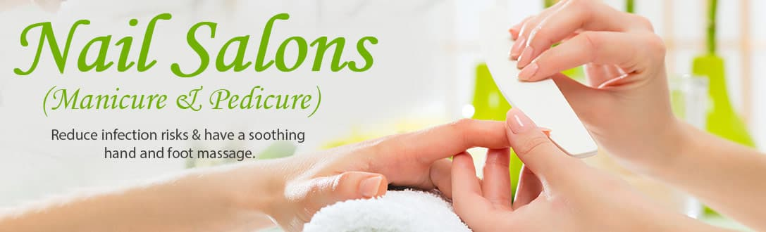 Nail Salons (Manicure & Pedicure