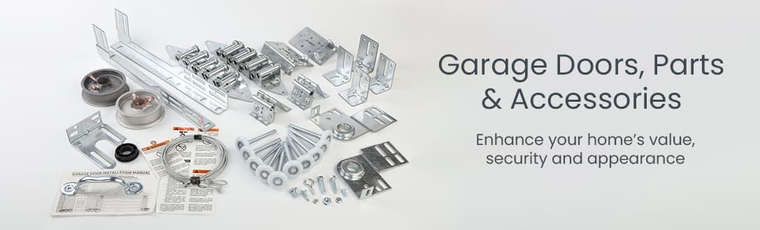 Garage Doors, Parts & Accessories