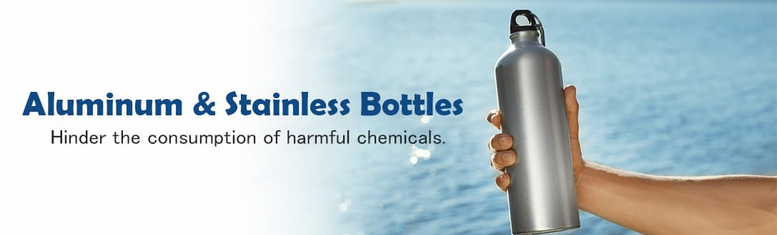Promotional Aluminum Bottles