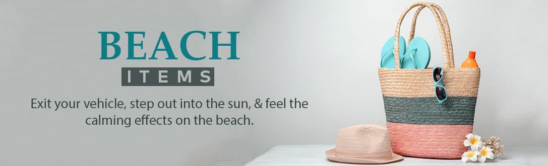 Custom Beach Accessories