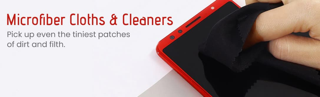 Promotional Microfiber Clothes & Cleaners