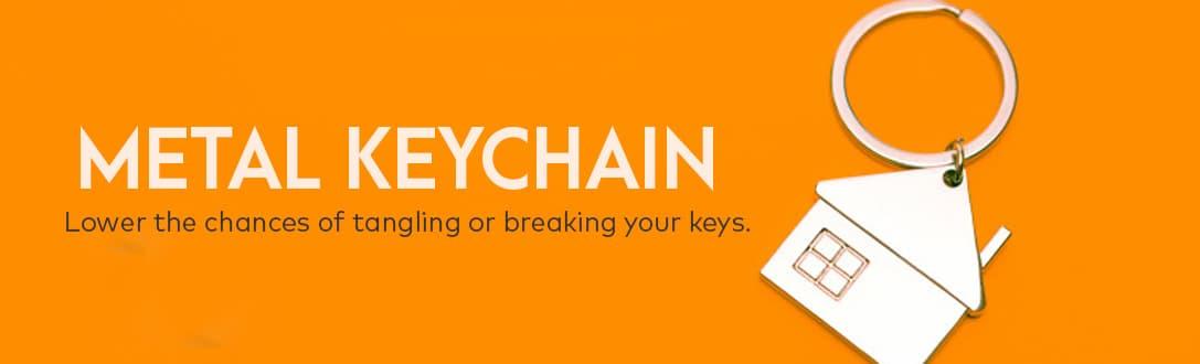 Custom Metal & Aluminum Keychains