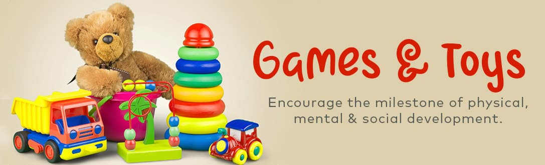 Promotional Games & Toys