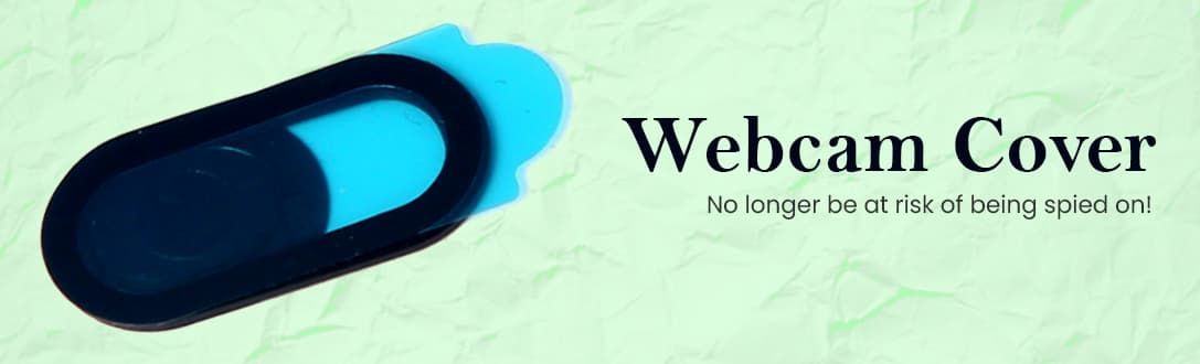 Custom Webcam Covers