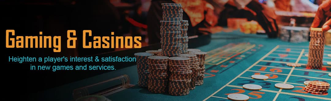 Gaming & Casinos Products