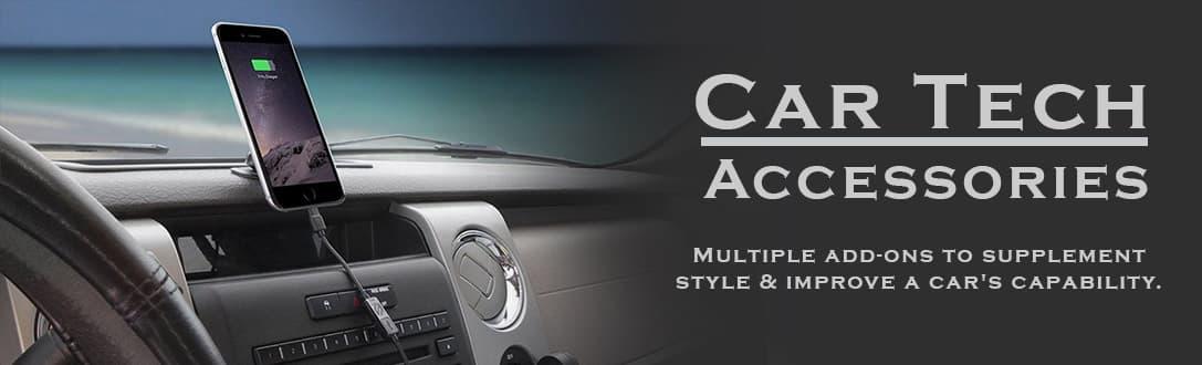 Promotional Car Tech Accessories