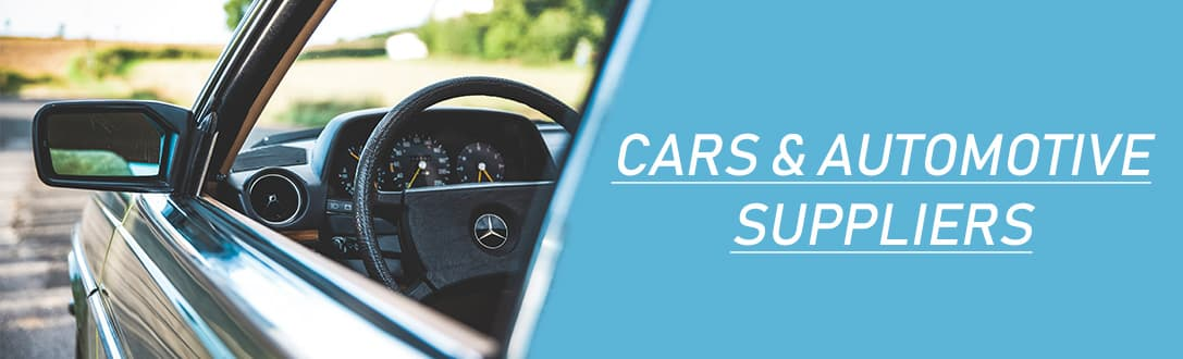 Cars & Automotive Suppliers