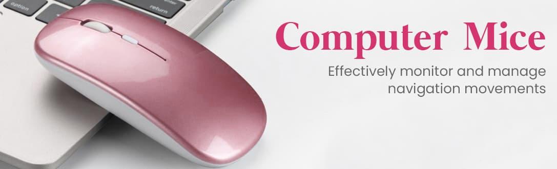 Custom Computer Mice & Mouse